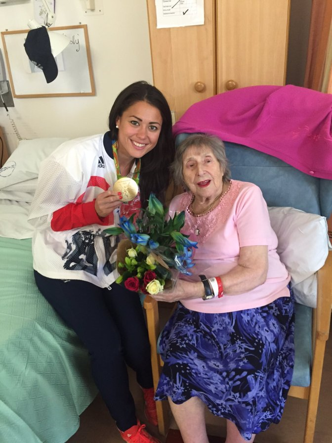 Sam Quek shows there is more to Life than GOLD