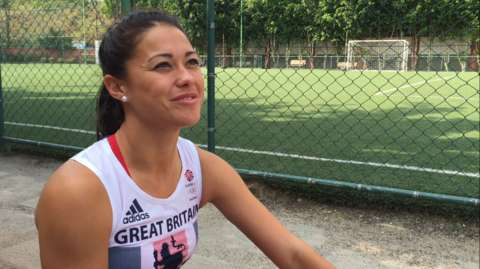 Samantha Quek responds to leaked WADA data
