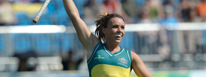 """""""But I don't want to be a male athlete!"""" By Georgie Parker"""