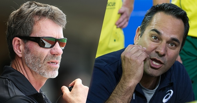 Colin Batch & Paul Gaudoin to take the reins at Hockey Australia