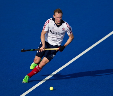 Hero Hockey Champions Trophy Day 6 - David Ames