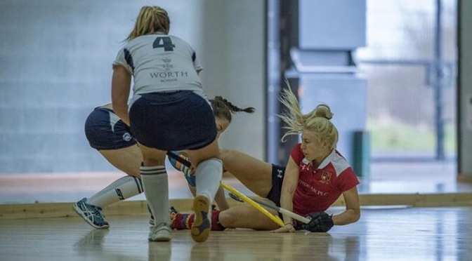 Holcombe face an uphill battle to maintain Premier League Indoor status after a tough weekend in Telford
