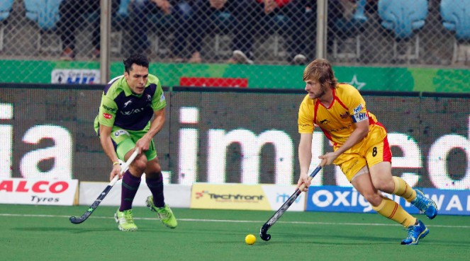 """Indian hockey is back to top of the table once again""- Ashley Jackson"