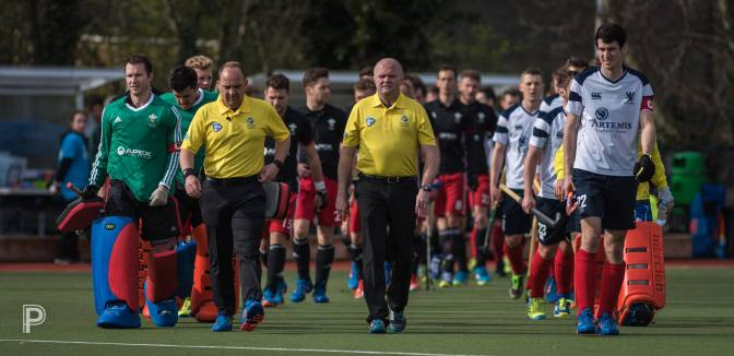 Hockey Wales Men – World League