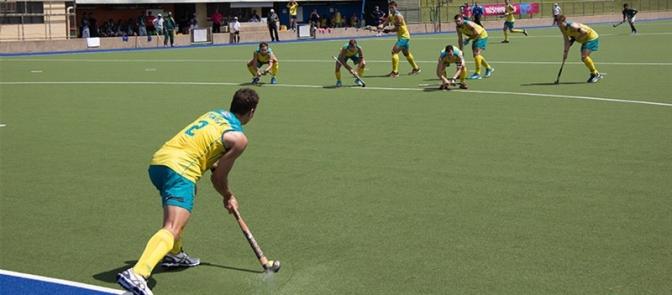 Kookaburras defeat Pakistan 6 -1 at International Hockey Open