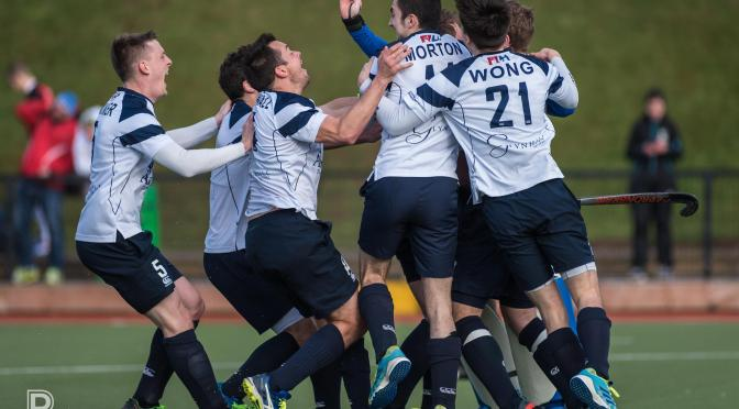 Scotland Men Make History By Securing Their Place In London