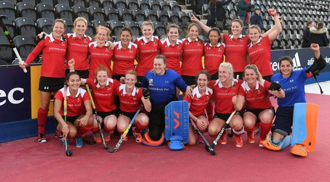 Holcombe Ladies Qualify for Europe