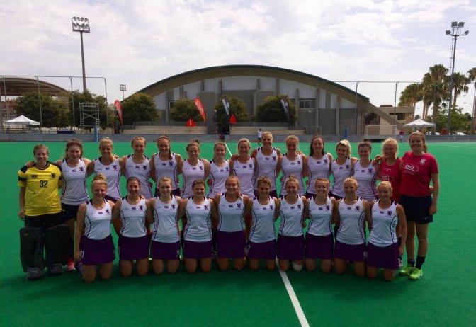 Scotland Women qualify for World League Semi Final