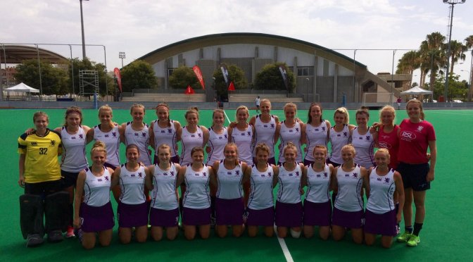 Scotland Women qualify for World League Semi Final