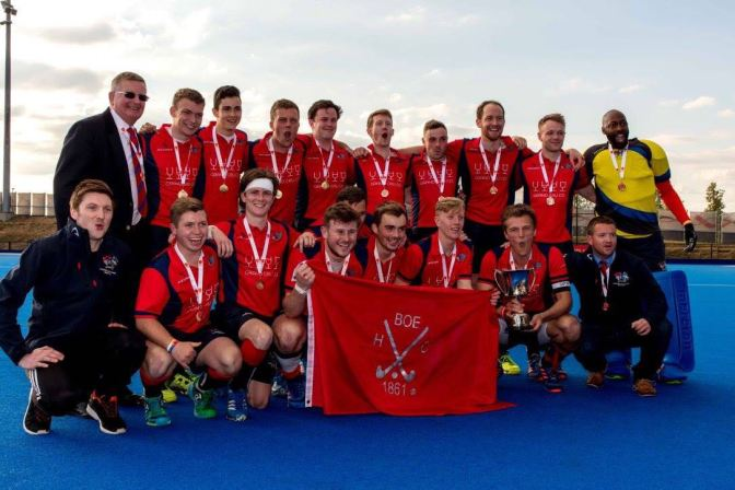TROPHY SUCCESS CONFIRMS A RETURN TO THE GOOD TIMES FOR THE OLDEST HOCKEY CLUB IN THE WORLD: BLACKHEATH & ELTHAMIANS HC