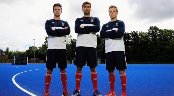 '3 Lions' Captaincy for England and Great Britain