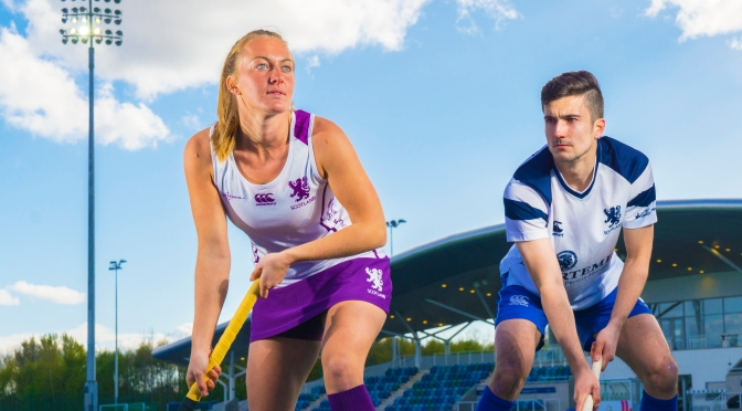 Scotland hockey stars raring to go to World League semi finals