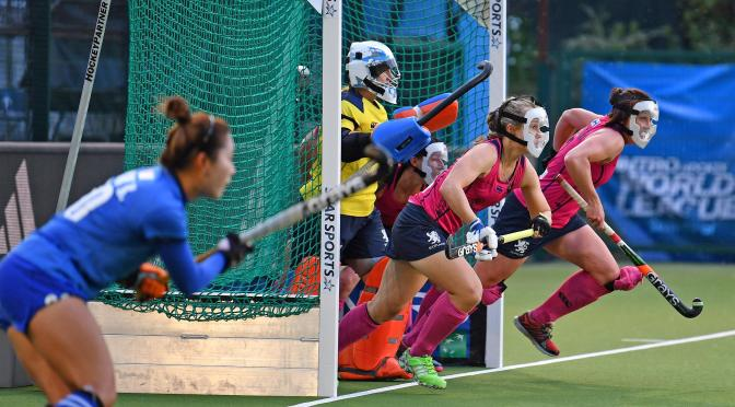 Scotland beaten by Korea in final pool match of the World League Semi-Finals
