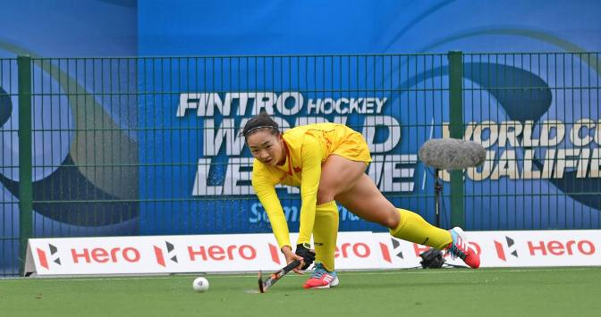 China stun Hockeyroos: New Zealand, Netherlands and Korea qualify for World Cup #HWL2017