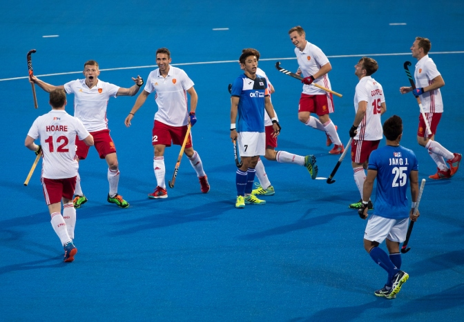 England's men announce 18-strong squad for EuroHockey Championships