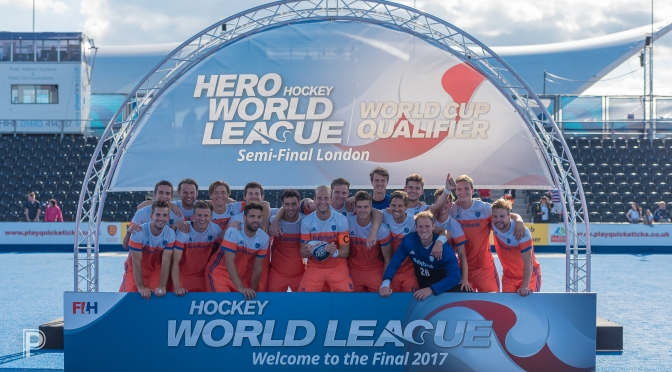 Netherlands storm to victory at Men's Hero Hockey World League Semi-Final in London