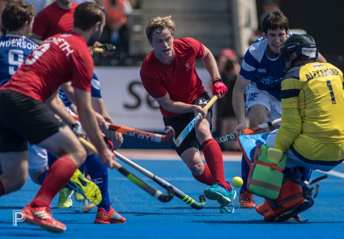 Quarter-final line-up confirmed on Day 6 of the HWL2017