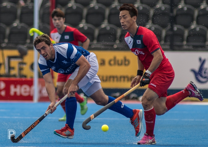 Scotland men battle bravely but lose final game against Korea