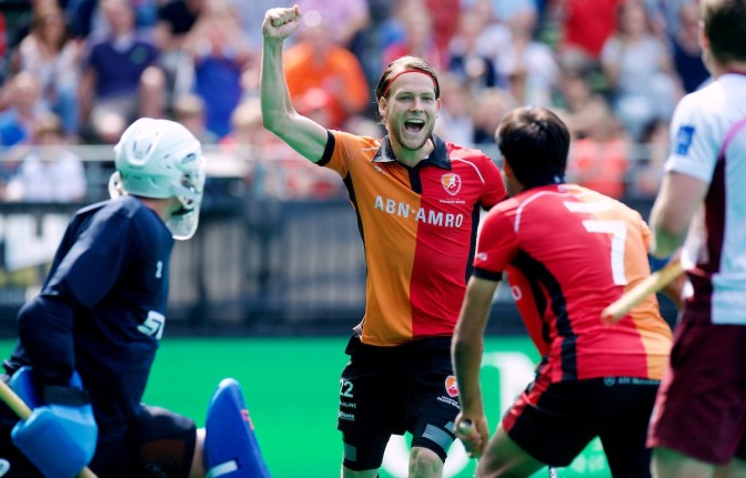 Oranje-Rood and Rot-Weiss hope to paint Brasschaat red in EHL GRAND FINAL
