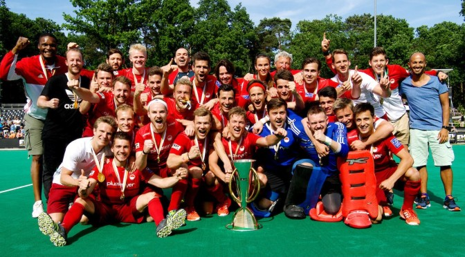 Rot-Weiss Köln the EHL champions for the first time