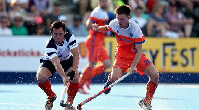 Scots battle hard but the Dutch come out on top