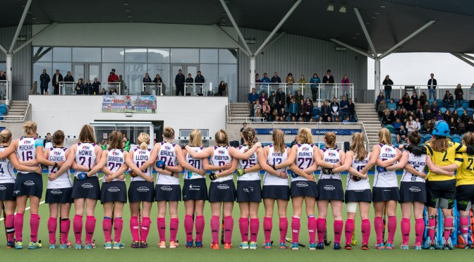 Scotland women's hockey squad announced for World League semi-final