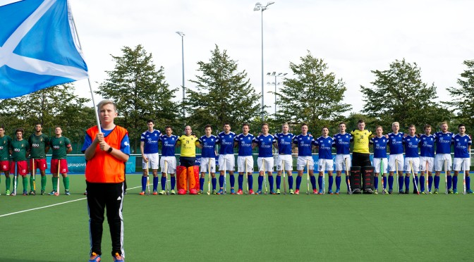 Scotland men's squad announced for World League Semi-Final in London