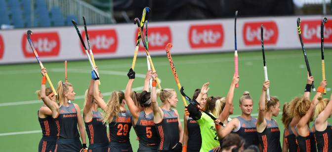 Netherlands crowned champions in Brussels: Australia take fifth Hockey World Cup spot