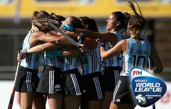 USA, Argentina & Germany qualify for Hockey Women's World Cup London 2018