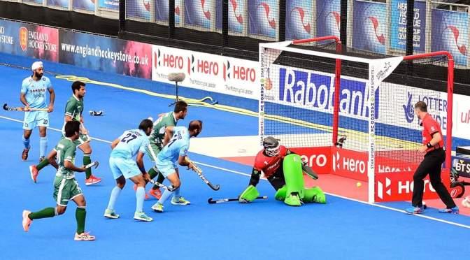 International hockey federation to ask hostsEngland to probe India vs Pakistan fixing charge