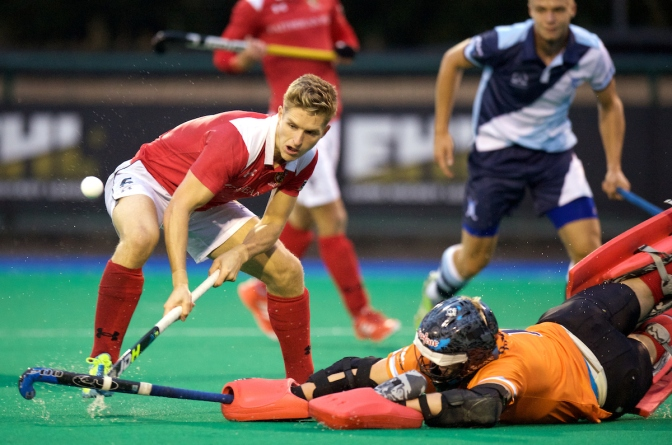 Holcombe set to replace Surbiton in EHL KO16