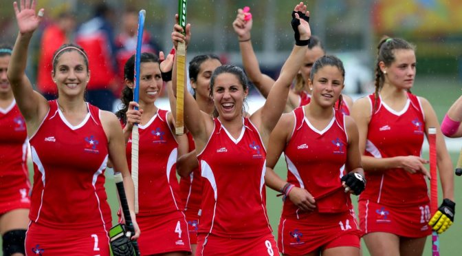 Chile make Pan Am history to mark the  first-ever Argentina-Chile Pan Am Cup final