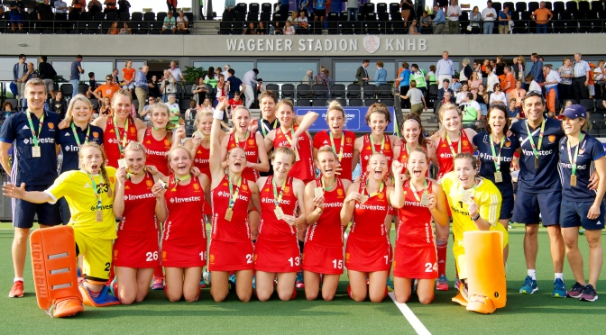 England show their bouncebackability to secure Bronze at the European Championships