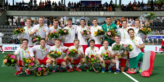 Mark Gleghorne Scores Sensational Goal as England Secures Bronze in Amsterdam