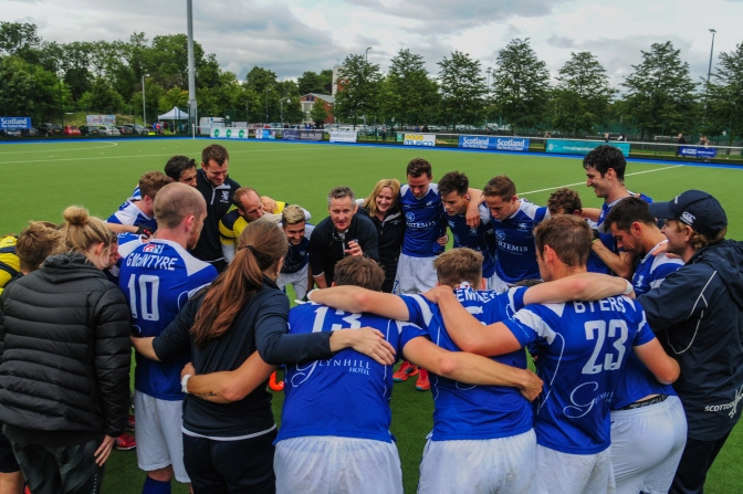 Scotland beat Russia to reach Euro final and gain promotion to the top tier of European hockey