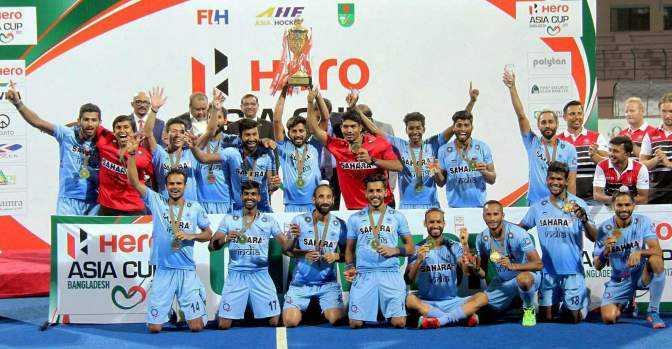 New Coach Marijne Leads India To Their Third Asia Cup