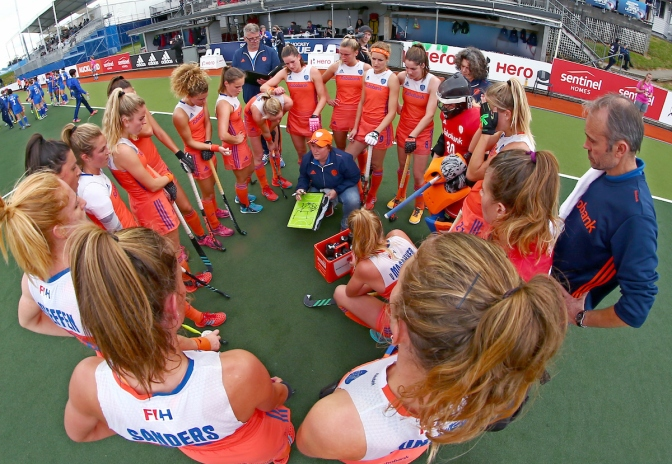 National coach Alyson Annan announces her squad for the Champions Trophy