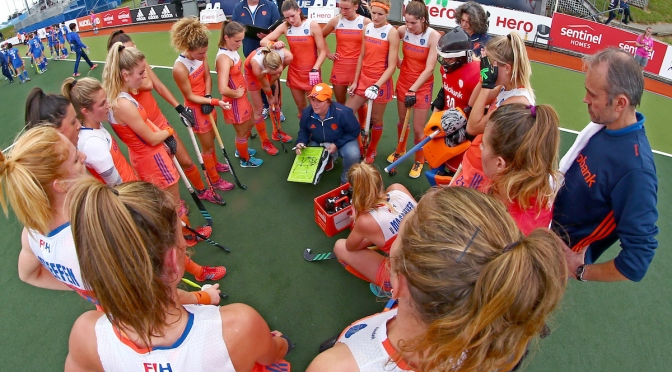 Netherlands top Pool A whilst USA pick up first win at Sentinel Homes Hockey World League Final 2017