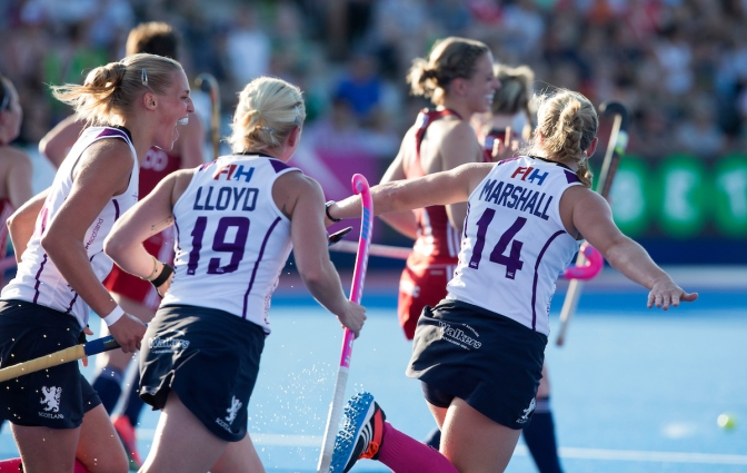 Team Scotland Secures Place in Men's and Women's Hockey Competition as Gold Coast 2018 Draw Revealed
