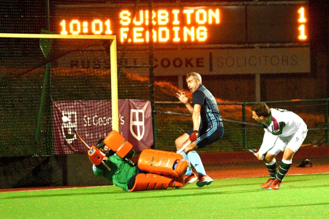 Surbiton Battle Hard To See Off A Determined Reading Side