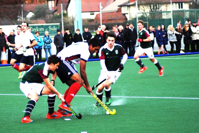Brooklands Manchester University Stun Surbiton With A Tight Encounter At Georges Road