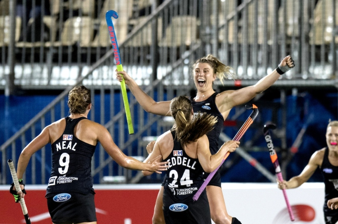 New Zealand reach final whilst Argentina secure fifth at Sentinel Homes Women's Hockey World League Final 2017