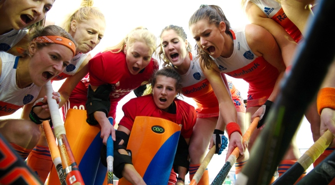 FIH reveals line-up for Women's Hockey Champions Trophy Changzhou 2018