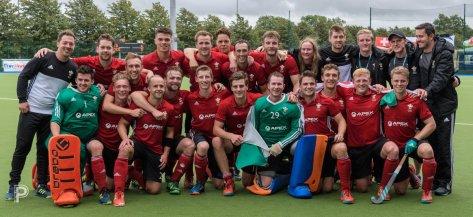 Men Win - Division A Promotion