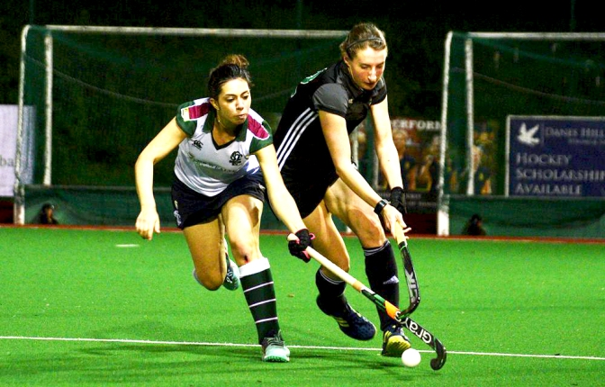 Double header hands mixed results for Surbiton Ladies