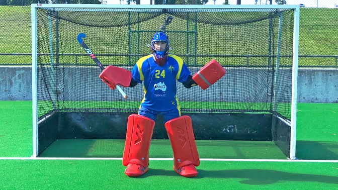WA goalkeeper Tyler Lovell to reach 100 caps for the Kookaburras against the Netherlands