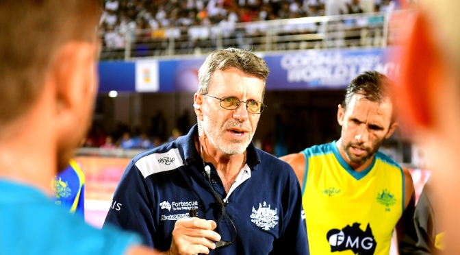 BATCH THRILLED WITH KOOKABURRAS' COMPETITION FOR SELECTION