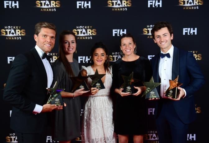 2017 Hockey Stars Award winners announced in Berlin