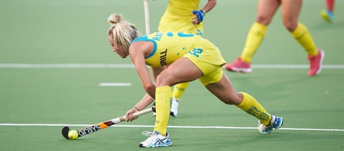 HOCKEYROOS BOUNCE BACK WITH EMPHATIC WIN