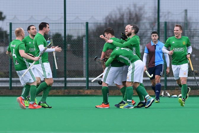 Men's EY Hockey League Weekend Round Up